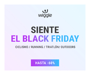 Wiggle Black Friday
