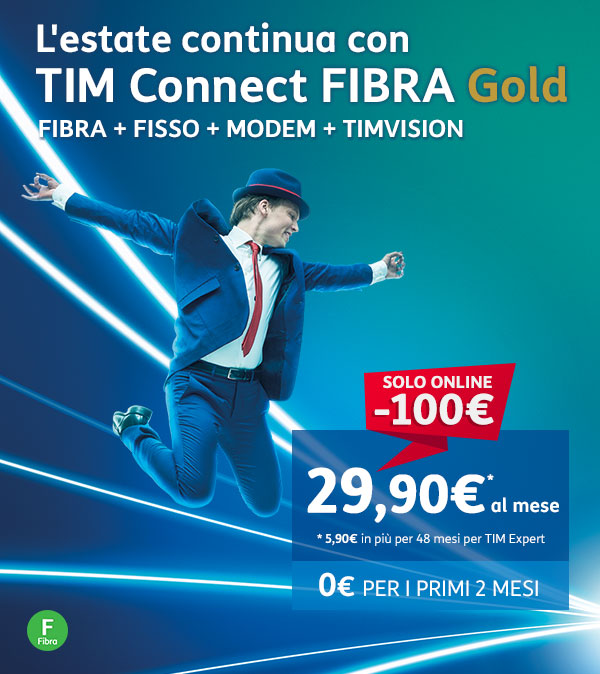 TIM Connect Gold